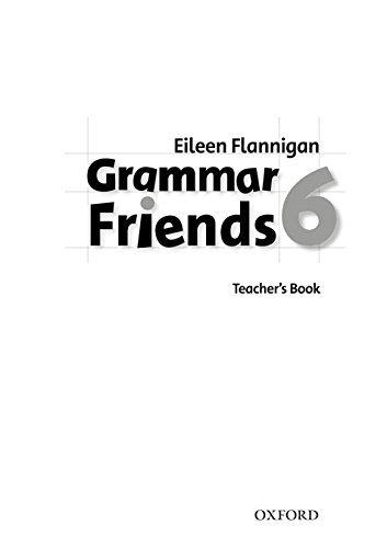 """Купить книгу """"Grammar Friends 6. Teacher's Book"""""""