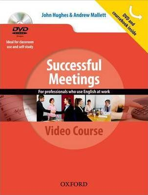 """Купить книгу """"Successful Meetings. DVD and Student's Book Pack. A video series teaching business communication skills for adult professionals"""""""