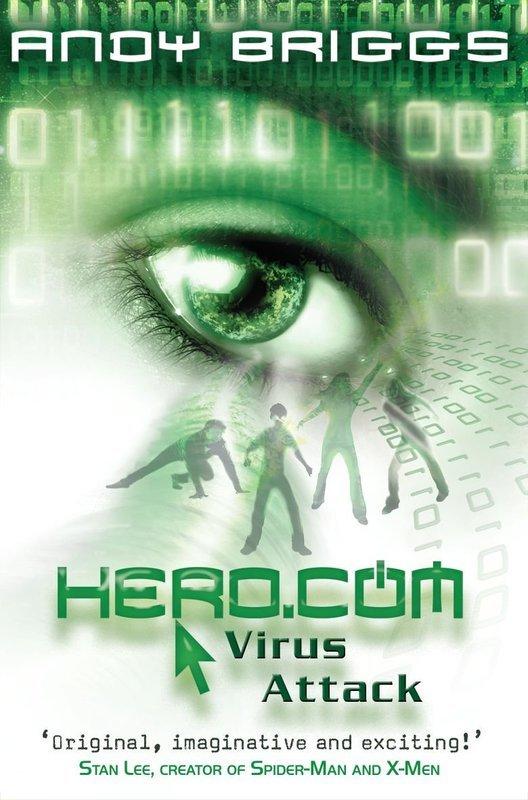 """Купить книгу """"Hero.com. Virus Attack"""""""