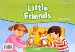 Little Friends. Flashcards (набор из 21 карточки)