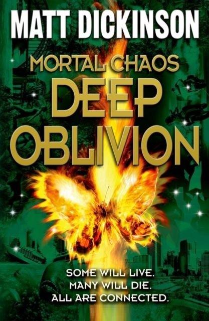 """Купить книгу """"Mortal Chaos. Deep Oblivion"""""""