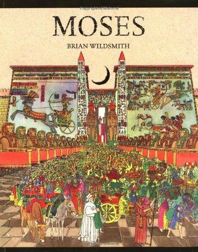 """Купить книгу """"Moses"""""""