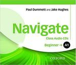 Navigate. A1 Beginner. Class Audio CDs