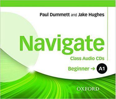 """Купить книгу """"Navigate. A1 Beginner. Class Audio CDs"""""""