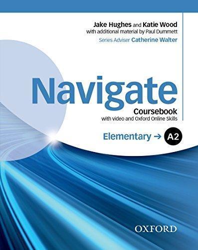 "Купить книгу ""Navigate Elementary A2. Coursebook (+ DVD, Access Code)"""