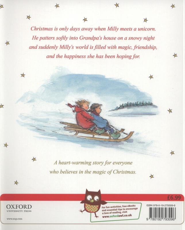"""Купить книгу """"The Christmas Unicorn"""""""