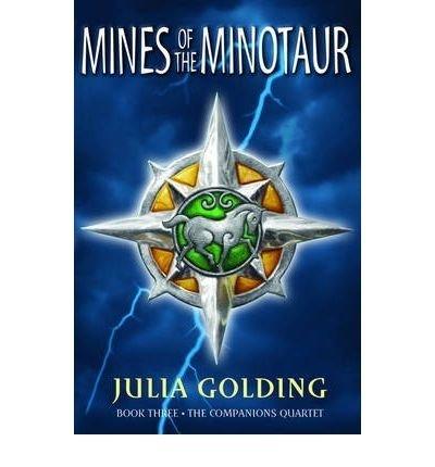 "Купить книгу ""Mines of the Minotaur. Book 3. The Companions Quartet"""