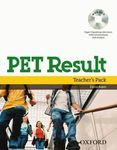 PET Result. Teacher's Pack (Teacher's Book with Assessment Booklet, DVD and Dictionaries Booklet)