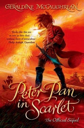 "Купить книгу ""Peter Pan in Scarlet"""