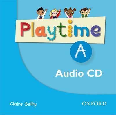 "Купить книгу ""Playtime A (аудиокнига CD)"""