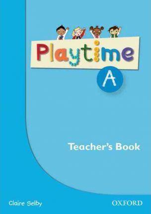 "Купить книгу ""Playtime. A. Teacher's Book"""