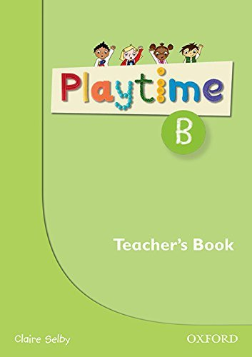 "Купить книгу ""Playtime. B. Teacher's Book"""
