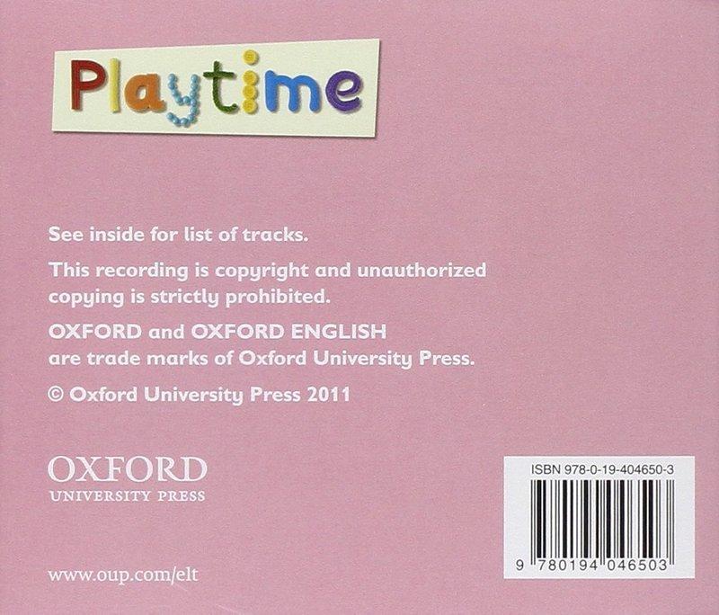 "Купить книгу ""Playtime. Starter. Class Audio CD (аудиокурс на CD)"""