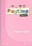 Playtime. Starter. Teacher's Book