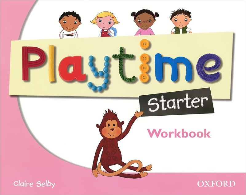 "Купить книгу ""Playtime. Starter. Workbook"""
