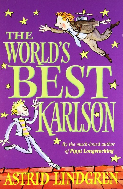 "Купить книгу ""The World's Best Karlson"""