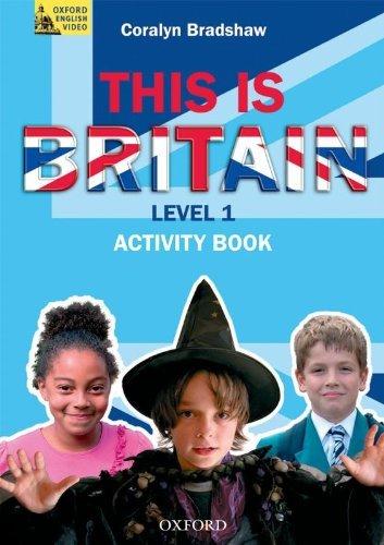 """Купить книгу """"This is Britain. Level 1. Student's Book"""""""