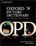 Oxford Picture Dictionary. Monolingual English