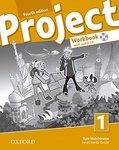 Project. Level 1. Workbook with Audio CD and Online Practice