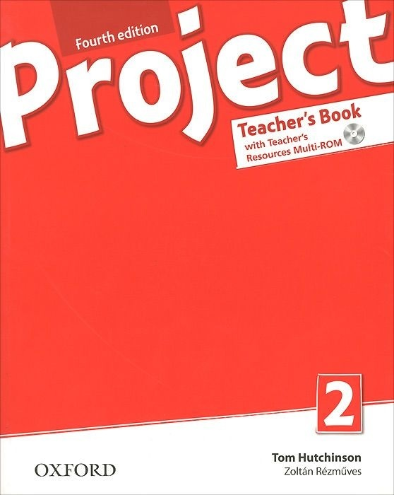 "Купить книгу ""Project 2. Teacher's Book (+ CD-ROM)"""