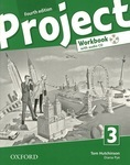 Project. Level 3. Workbook with Audio CD