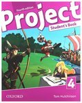Project. Level 4. Student's Book