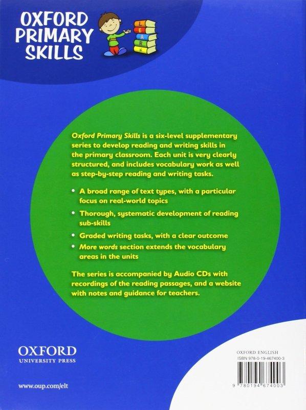 "Купить книгу ""Oxford Primary Skills 1. Reading and Writing"""