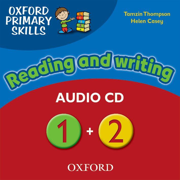 "Купить книгу ""Oxford Primary Skills. 1-2. Class Audio CD"""