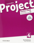 Project. Level 4. Teacher's Book Pack