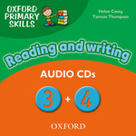 Oxford Primary Skills. 3-4. Class Audio CD