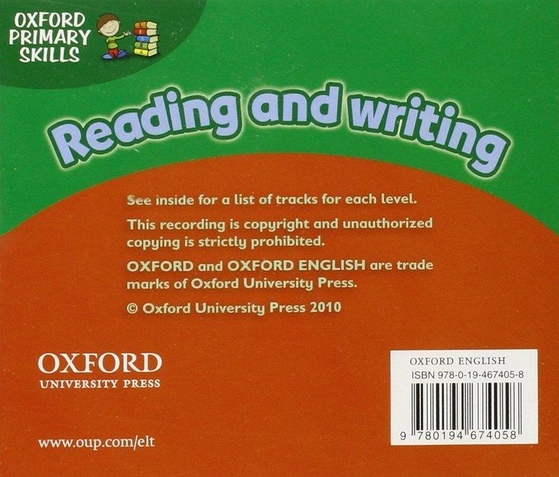 "Купить книгу ""Oxford Primary Skills. 3-4. Class Audio CD"""