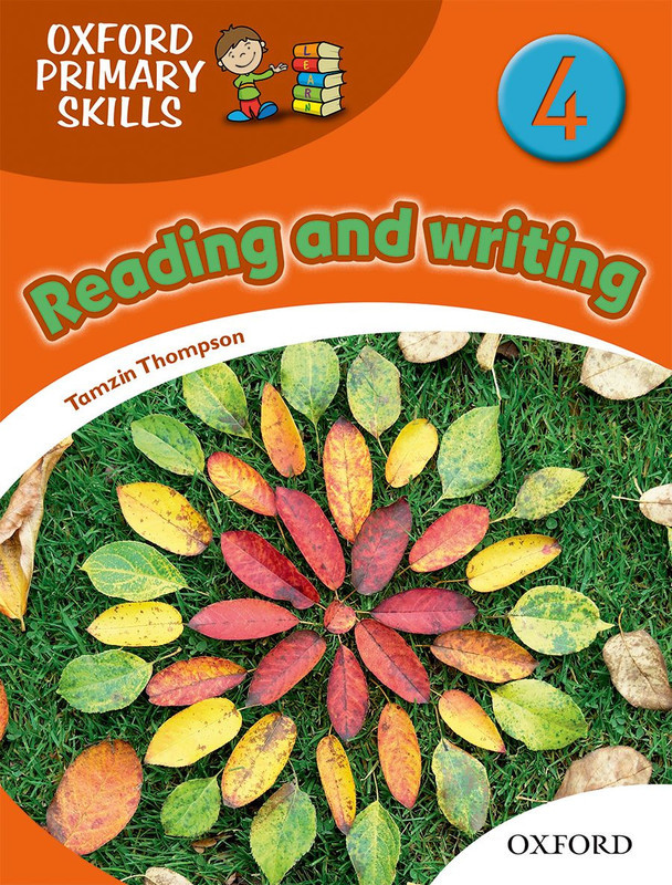 "Купить книгу ""Oxford Primary Skills. 4. Skills Book"""