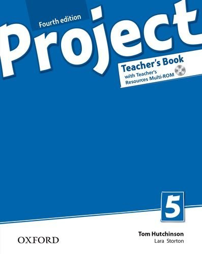 "Купить книгу ""Project. Level 5. Teacher's Book"""