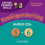 Oxford Primary Skills. 5-6. Class Audio CD