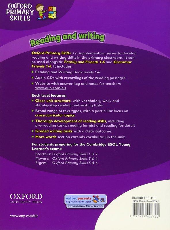 "Купить книгу ""American Oxford Primary Skills 5. Skills Book"""