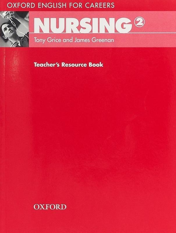 "Купить книгу ""Oxford English for Careers. Nursing 2. Teacher's Resource Book"""