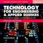 Oxford English for Careers. Technology for Engineering and Applied Sciences. Class Audio CD