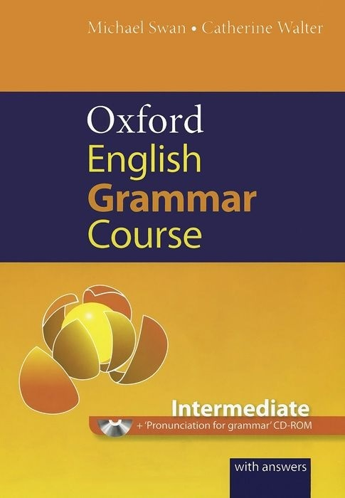 "Купить книгу ""Oxford English Grammar Course. Intermediate. With Answers CD-ROM Pack"""