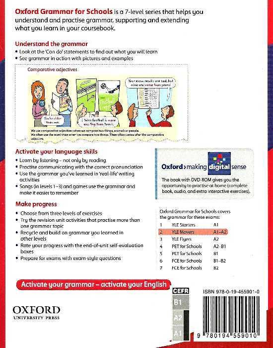 Купить книгу #Oxford Grammar for Schools  2  Student's Book в Киеве