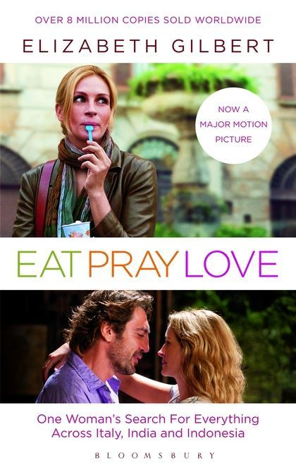 "Купить книгу ""Eat Pray Love (Film tie-in)"""