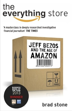 "Купить книгу ""The Everything Store: Jeff Bezos and the Age of Amazon"""