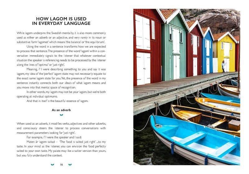 "Купить книгу ""Lagom: The Swedish Secret of Living Well"""