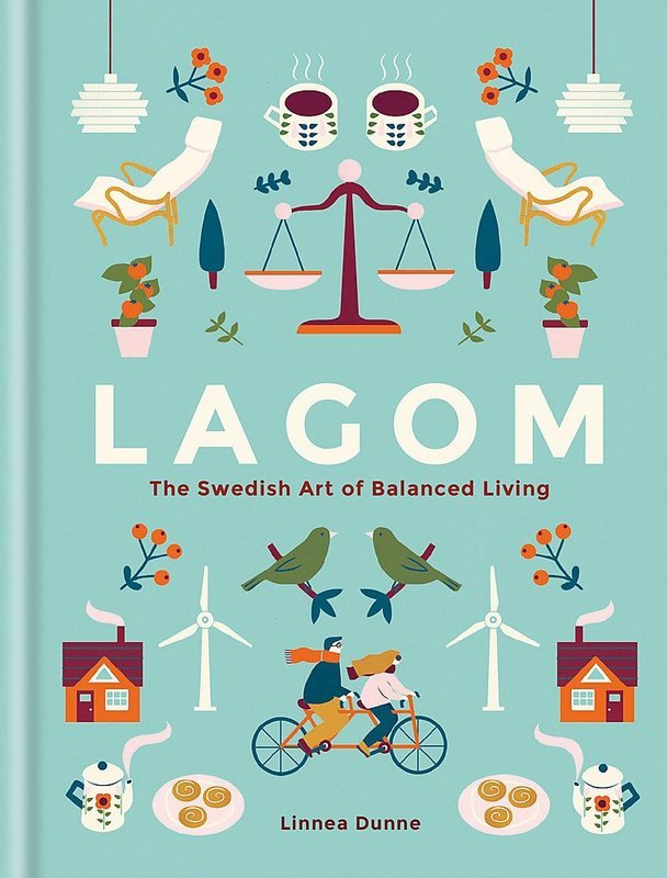 "Купить книгу ""Lagom: The Swedish Art of Balanced Living"""
