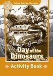 "Купить книгу ""ORI. Level 5. Day of the Dinosaurs. Activity book"""