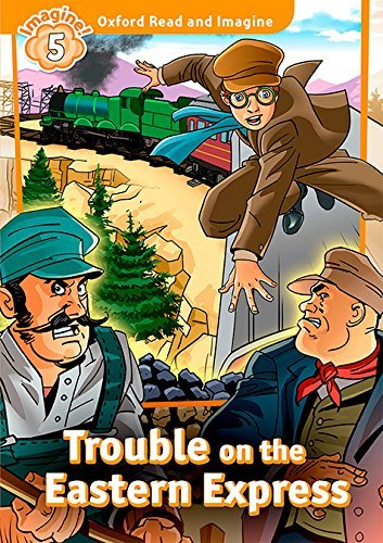 "Купить книгу ""ORI. Level 5. Trouble on the Eastern Express"""