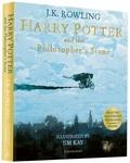 Harry Potter and the Philosopher's Stone (Illustrated Edition) - купить и читать книгу