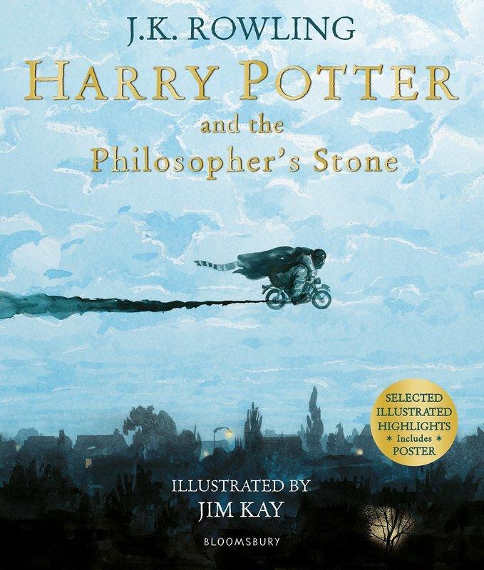 "Купить книгу ""Harry Potter and the Philosopher's Stone (Illustrated Edition)"""