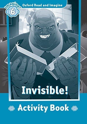 """Купить книгу """"ORI. Level 6. Invisible. Activity book"""""""