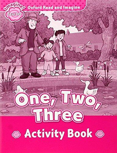 "Купить книгу ""ORI. Starter. One, Two, Three. Activity Book"""
