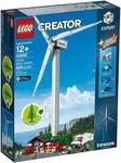 Конструктор LEGO Ветряная турбина Vestas (10268)